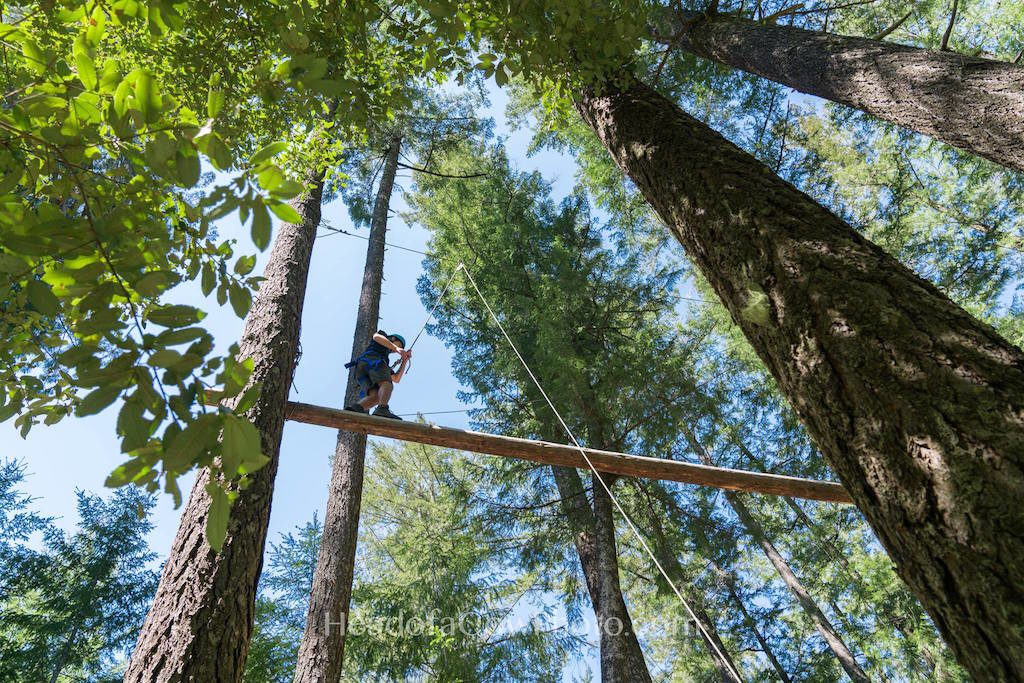 Mendocino Adventure Ropes Course