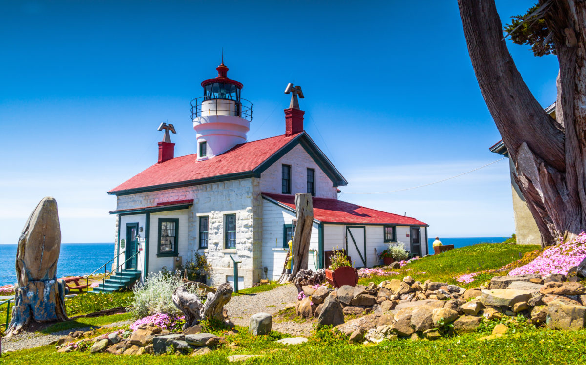 Battery Point Light Station
