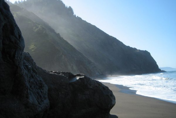 The Lost Coast of Northern California