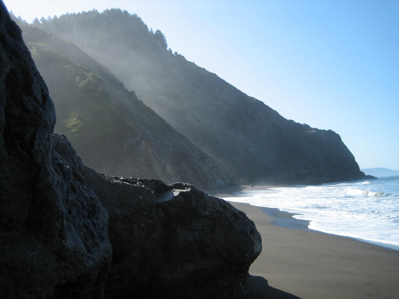 Exploring the Lost Coast of Northern California