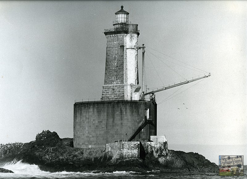 St. George Reef Lighthouse 1909.