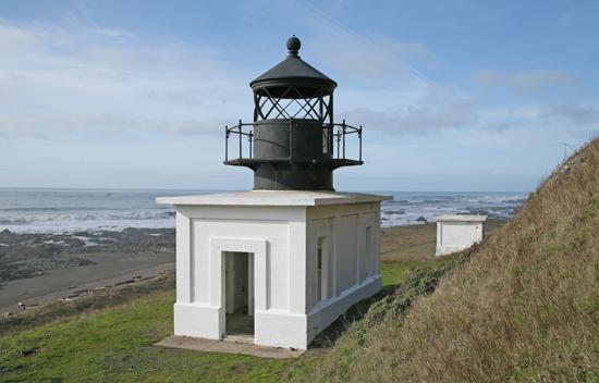Punta Gorda Lighthouse.
